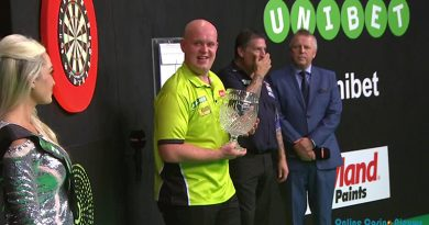 Unibet gaat PDC Premier League Darts sponsoren